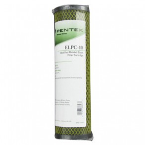 Cartucho Filtrante PENTEK Carbon Impregnated Media ELPC - 9 ⅞